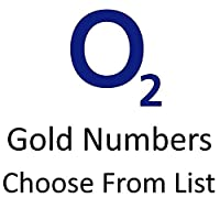 GOLD VIP BUSINESS EASY MOBILE PHONE NUMBER DIAMOND PLATINUM SIM CARD o2