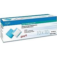 Höga-Saugkompressen steril gebrauchsfertige Saugkompressen, 60 Stück preisvergleich bei billige-tabletten.eu