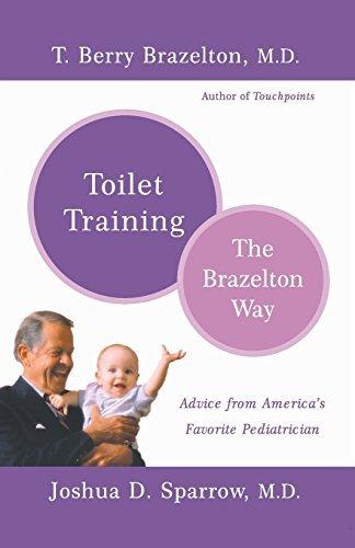 Toilet Training-The Brazelton Way by T. Berry Brazelton (2004-01-08)