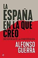La España en la que creo (Ensayo)