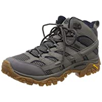 Merrell Men's Moab 2 Mid Gore-tex High Rise Hiking Shoes 24