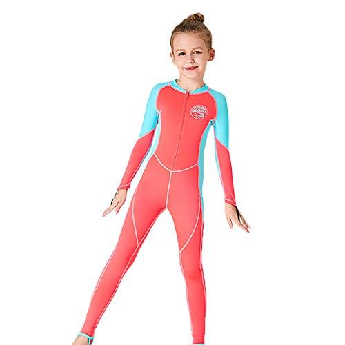 BURFLY Baby Kind Scuba Donkey Kinder Tauchanzug Stretch Tauchanzug Schnorcheln Badeanzug Surfanzug