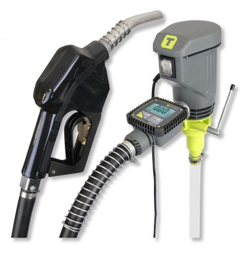 Preisvergleich Produktbild Dieselpumpe Elektropumpe HORNET W 40 A mit Zählwerk FMT 3 -230V Fasspumpe