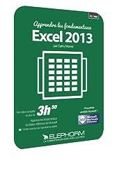 Apprendre Excel 2013 les Fondamentaux - Formation Video en 4h