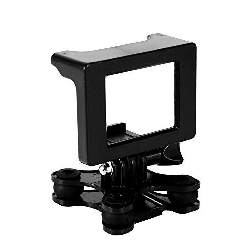Supporto per Fotocamera Drone Cornice Gimbal Antiurto per Telecamera Drone per Syma X8W X8G X8HG RC Quadcopter Drone