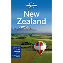 New Zealand 18 (Country Regional Guides)