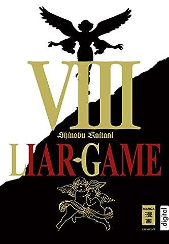 Liar Game 08 (German Edition)