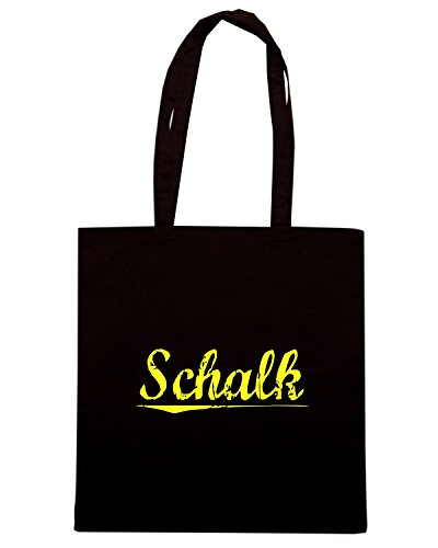 T-Shirtshock - Borsa Shopping TSTEM0203 schalk yellow Nero