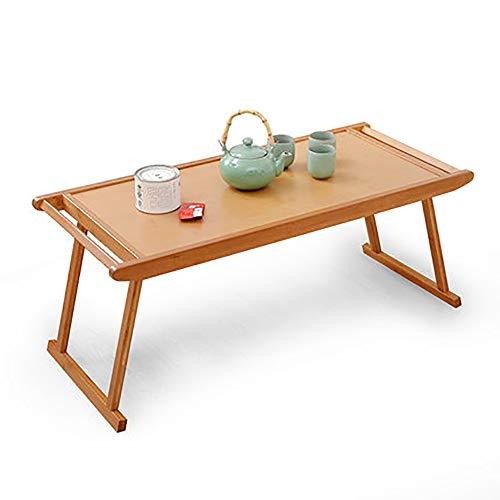 Byx- Klapptisch - Tisch Einfach Kung Fu Teetisch Couchtisch Folding Antique Low Table Klapp Couchtisch Home Office Schlafsaal -Klapptisch (größe : 76x43x29cm) -