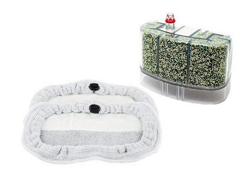 bissell-lift-off-steam-mops-filter-and-replacement-pad-kit-includes-2-pads-and-1-genuine-bissell-fil