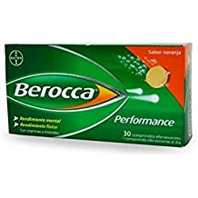 BAYER Berocca performance 30 com nara
