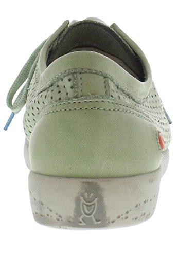 Softinos - Ica388sof, Scarpe da ginnastica Donna Pastel Green