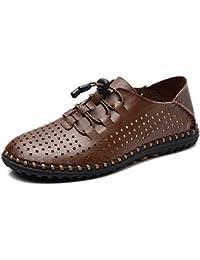 Eastiano - Zapatos de cordones de Material Sintético para hombre 43, color verde, talla 43