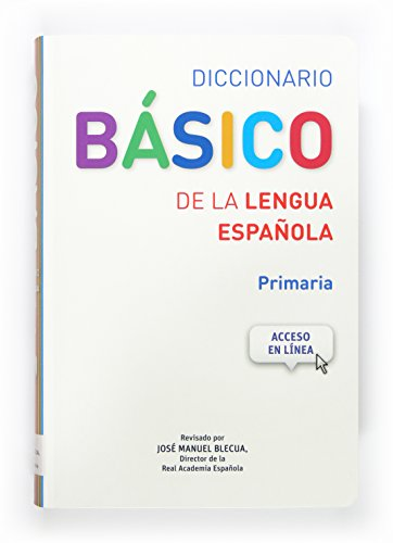 Diccionario Básico RAE - 9788467573763 por Equipo Pedagógico Ediciones SM