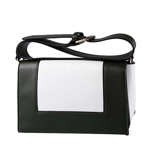 Frauen Mode Sporttasche Umhängetasche Handtasche Messenger Bag Black