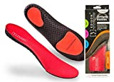 Edison Elite XXII Elite Podiatry® ArchCrossX Arch-support orthotic insoles For heel pain, plantar