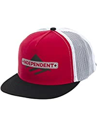 Emerica Indy Trucker Cap Red/Black