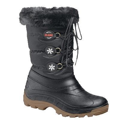 Olang Patty, Bottes et boots women Nero
