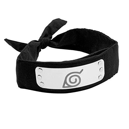 Bandana Naruto. Símbolo Aldea Konoha