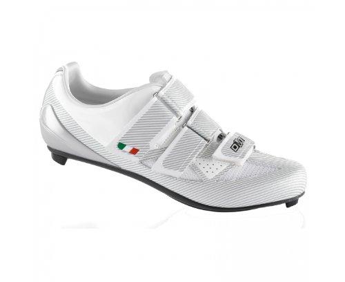DMT de Course Chaussures Libra eie 159Euro Blanc/Argent/Noir