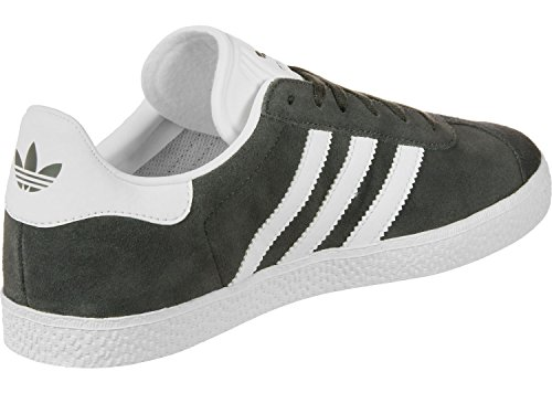 adidas gazelle j scarpe da ginnastica basse unisex- bambini