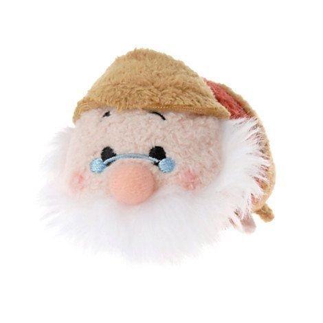 New Disney Store mini 8,9cm (S) tsum tsum Doc Plüsch Puppe (Schneewittchen und die sieben (Nase Minnie Maus)