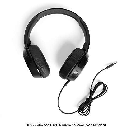 Skullcandy Riff S5PXY-L637 On-Ear Headphone with Mic (Gray/Speckle/Miami) Image 4
