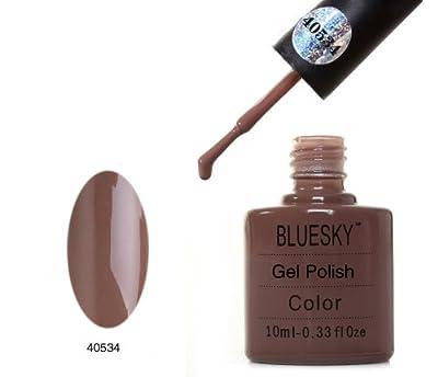 Bluesky Gel Polish, Rubble Number 40534 10 ml
