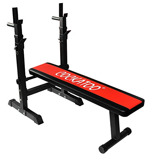 Cockatoo CEB-01 Adjustable Exercise Bench, Weight Bench