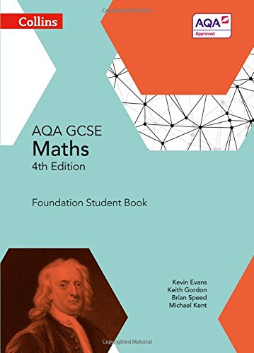GCSE Maths AQA Foundation Student Book (Collins GCSE Maths)