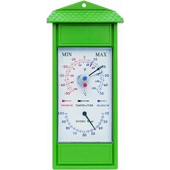 Koch 86600 Thermomètre minimax avec hygromètre