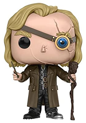 Harry Potter Mad-Eye Moody Vinyl Figure 38 Figurine de collection
