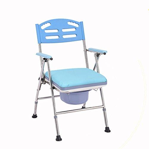 Chaise Commode Légère Pliante Commode Réglable