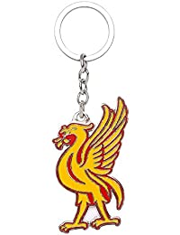 GCT Liverpool Football Club Sports Metal Keychain / Keyring / Key Ring / Key Chain