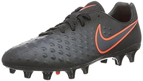 Nike Herren Magista Onda Ii Fg Fußballschuhe, Schwarz, 44.5 EU