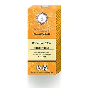 Khadi - Teinture aux Plantes Blond doré
