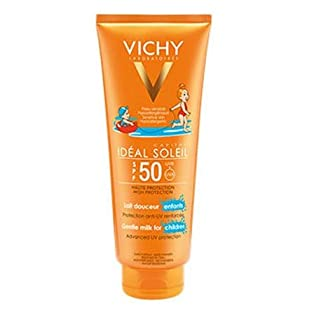 VICHY IDÉAL SOLEIL Kinder-Sonnenschutz-Milch für Gesicht und Körper LSF 50+,300ml