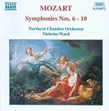 Mozart Sinfonien 6 bis 10 Ward