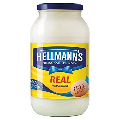 Hellmann\'s Real Mayonnaise (800g) by Hellmann\'s