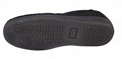 Dunlop, Pantofole Da Uomo Blu Scuro