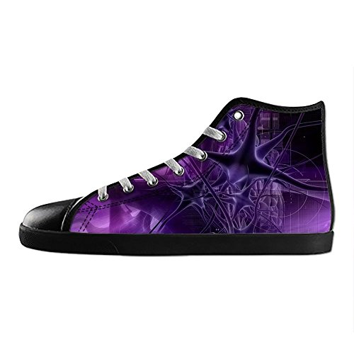 (Dalliy Custom 3D Format Women's Canvas Shoes Schuhe Lace-Up High-Top Footwear Sneakers)