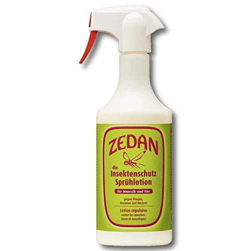 Zedan SP natürl. Insektenschutz 750 ml Bremsenspray Fliegenspray Insektenspray