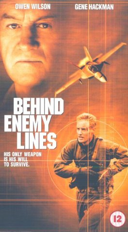 41JD8YDST5L - BEST BUY# Behind Enemy Lines [VHS] [2002] Reviews and price compare uk