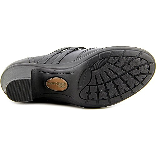 Earth Origins Bobby Damen Rund Leder Mary Janes Black