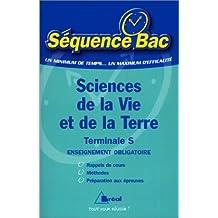 Sciences de la vie et de la terre : terminale S, enseignement obligatoire