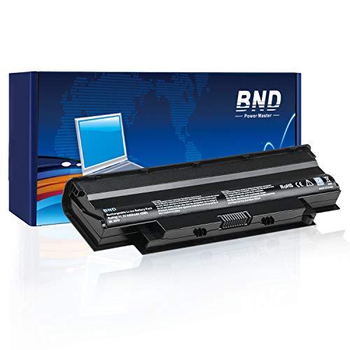 BND Laptop Akku für Dell J1KND, Inspiron N5010 N5010D N5030 N5040 N5110 N7010 N4110 N4010 N4110 M5030 M5010 M5110 3520, Vostro 3450 3550 3750-12 Monate Garantie [Li-Ion 6-Zellen] (Laptop Akku Für Dell N7010)
