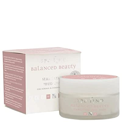 SPA FIND BALANCED BEAUTY STABILIZING MUD MASK 50ml from Finders International Ltd