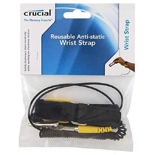 Crucial BLWRISTSTRAP - Reusable Anti-static Wrist Strap