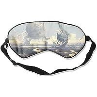 Sleep Eye Mask Surreal Planet Lightweight Soft Blindfold Adjustable Head Strap Eyeshade Travel Eyepatch E2 preisvergleich bei billige-tabletten.eu