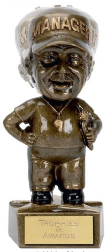 6-bobblehead-manager-football-trophy-with-free-engraving-up-to-30-letters-a1166
